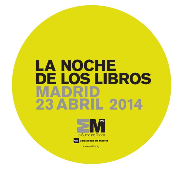 noche, libros, madrid, cultura